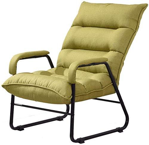 Suge Al aire libre de descanso de cero gravedad Presidente cómodo sofá cama individual plegable Oficina de sofá perezosa la almuerzo Sofá Silla de la sala de estar Silla de salón Mirador Comfort Sofá
