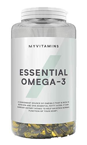 Myprotein Omega 3 1000 Mg 18% Epa / 12% DHA Olio di Pesce ad Alta Concentrazione - 100 gr