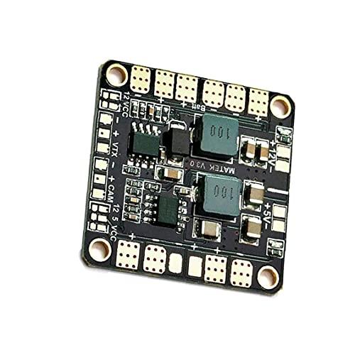 전원 배포 보드 FPV BEC 5V | 12V PDB 보드 FPV 레이싱 RC DRONE MULTICOPTER QUADCOPTER 산업용 제어 키트