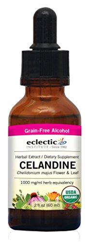 SCHÖLLKRAUT TROPFEN (Celandine) (biologisch) 60ml