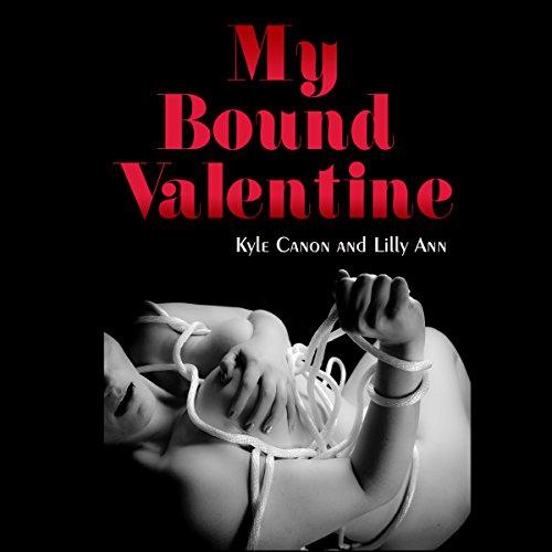 My Bound Valentine audiobook cover art