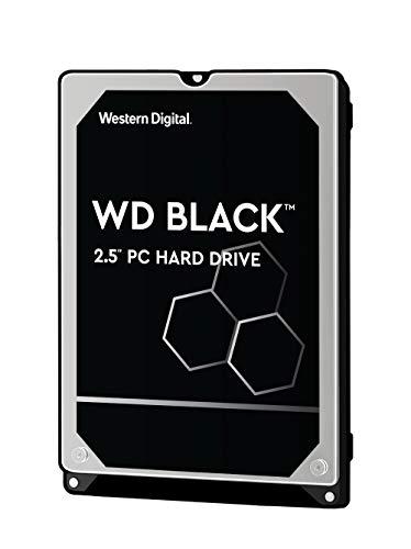 WD Mobile Black 1TB HDD 7200rpm sATA serial ATA 6Gb/s 64MB cache 2.5p RoHS compliant intern Bulk