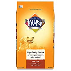 Contains (1) 30 Pound Bag of Dry Dog Food Lamb meal supplies protein that helps maintain lean muscle mass Wholesome rice is a lean source of carbohydrates for energy Barley and oatmeal supply fiber that supports healthy digestion and immune function ...