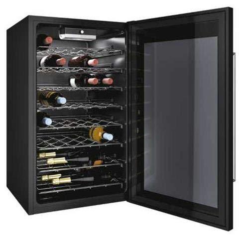 Candy CWC 150 ED cantina vino Libera installazione Nero, Grigio 41 bottiglia/bot