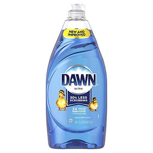 Dawn Platinum Dishwashing Liquid Dish Soap, Refreshing Rain (40 oz, 2 pk.)
