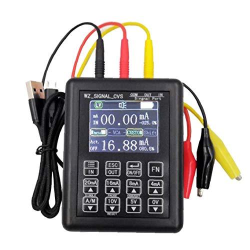24v Transmisor Tensión Corriente Del Generador De Señal De 4-20 Ma Señal 0-10v Calibrador Instrumento De Medición Electrónico