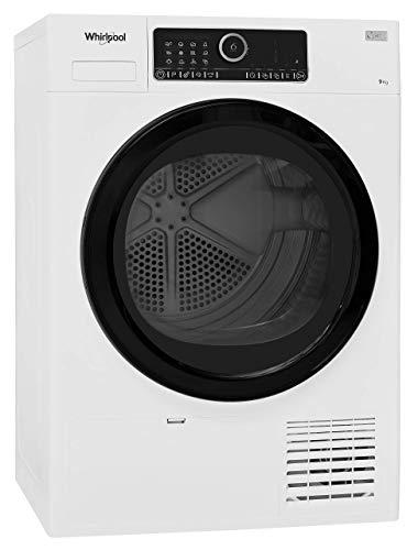 Whirlpool - Secadora ST U 92E EU Blanco 9 kg, tecnología 6th Sense 3dry y freshcare+, Motor Sense Inverter, eficiencia A++