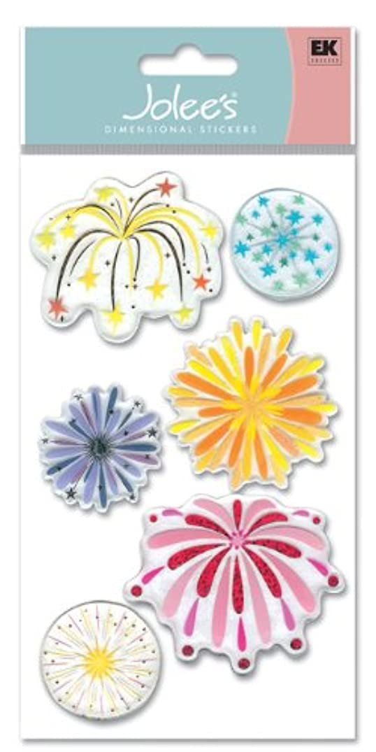 Jolee's Boutique Firework Dimensional Stickers