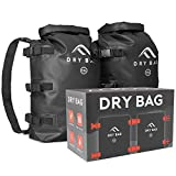 Acrodo Waterproof Dry Bag Backpack - 15 Liter Outdoor Rucksack Backpacks for Tactical, Survival, Camping & Hiking, Strong & Durable Bug Out Bags & Bagpack for Prepping & Waterproofing Supplies