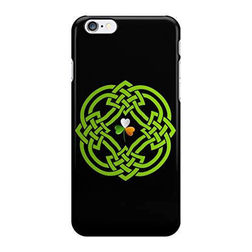 Celtic Knot Clear Shockproof Cases Cover Compatible for iPhone 6/6s