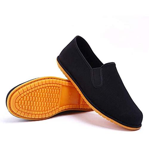 GHJUH Chaussures De Tai Chi Hommes, Arts Martiaux Respirants