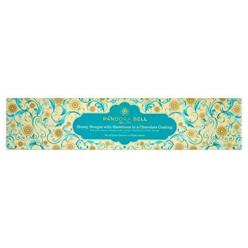 Pandora Cloche Nougat Au Miel Aux Noisettes Dans Un 200G Enrobage De Chocolat - Paquet de 6