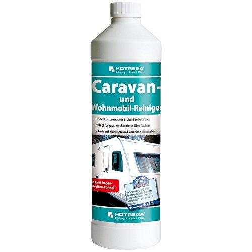 HOTREGA Caravan und Wohnmobil Reiniger Wohnwagen Reinigungsmittel Caravan mühelos reinigen 1 L