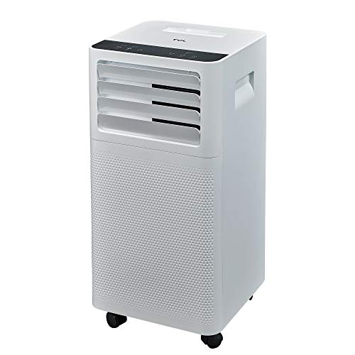 TCL 8P33 portable-air-conditioner, 8,000 BTU, White