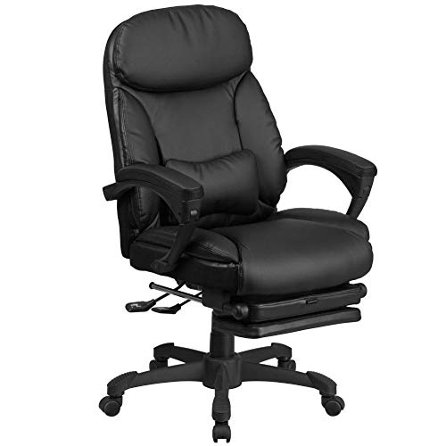 Flash Furniture High Back Reclining Swivel Chair