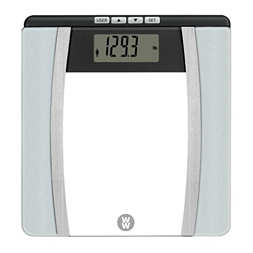 (25% OFF) WW Scales by Conair Body Analysis Bone Mass & BMI  $29.99 Deal