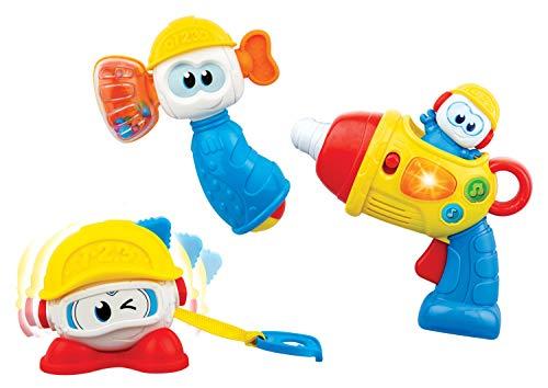 winfun 003029-NL Der Werkzeugkasten des kleinen Baumeisters