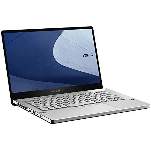 """ASUS ROG Zephyrus G14 PX401IV-BM166R - Ryzen 7 4800HS / 2.9GHz - Win 10 Pro - 32GB RAM - 1TB SSD NVMe -14"""" 1920 x 1080 FHDD- GF RTX 2060 - grigio eclipano [TASTIERA FRANCESE]"""