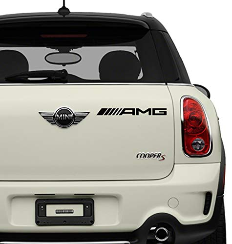 AMG Automotive Brands Automotive Decal/Bumper Sticker