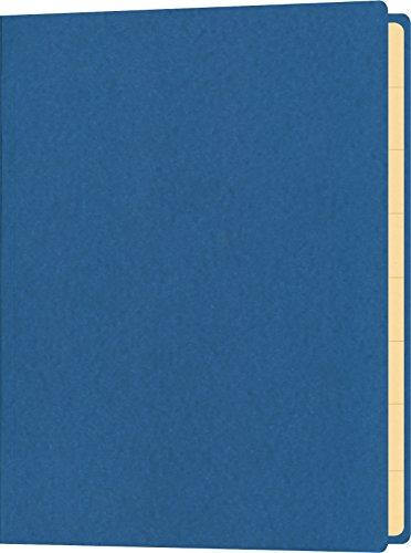 RNK 4561-4 - Briefmarkenmappe, für Inhalte bis DIN A5, Maße (BxH) 180 x 250 mm, blau, 1 Stück