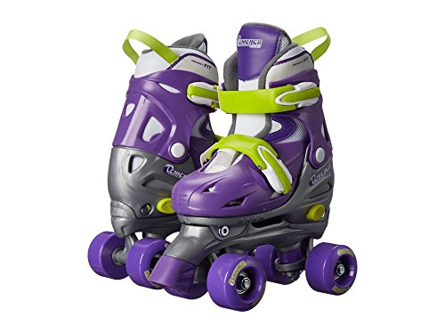 4. Chicago Kids Adjustable Quad Roller Skates