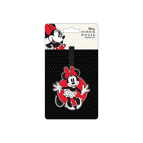 Luggage Tag – Minnie Mouse