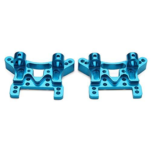 TOOGOO Upgrade Metall STO? D?Mpfer Bord für Wltoys A959-B A949 A959 A969 A979 K929 Rc Auto Teile