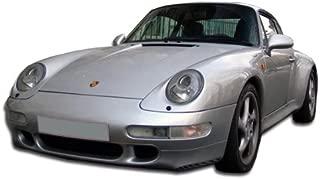 porsche 993 turbo front bumper