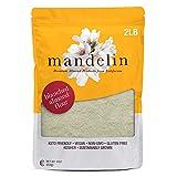 Mandelin Grower Direct Blanched Almond Flour (2 lb), Non-GMO, Gluten Free, Vegan, Ketp Plant Based...