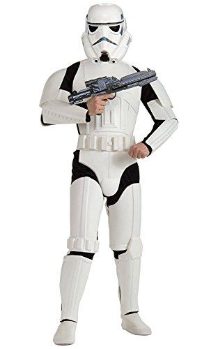 Generique - Costume Stormtrooper Star Wars Adulto M / LCostume Stormtrooper Star Wars Adulto M / L