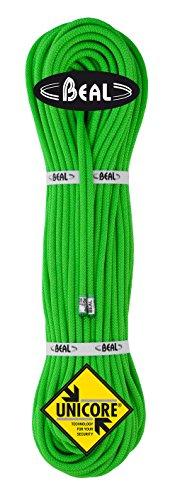 Beal Gully Cuerda de Escalada, Unisex Adulto, Verde, 60 m