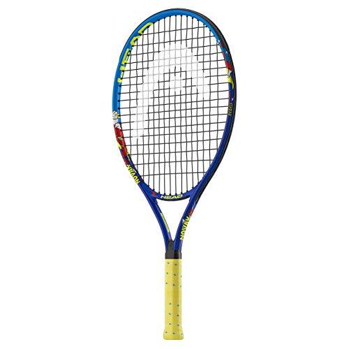 HEAD Novak 23, Racchette da Tennis Gioventù Unisex, Altro, 06