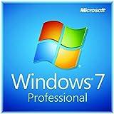 Microsoft Windows 7 Professional 64bit with Media/DVD (New)