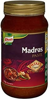 Knorr Madras Curry paste, 1 x 1.15 kg