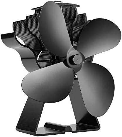 Top 10 Best wood burning stove fan Reviews