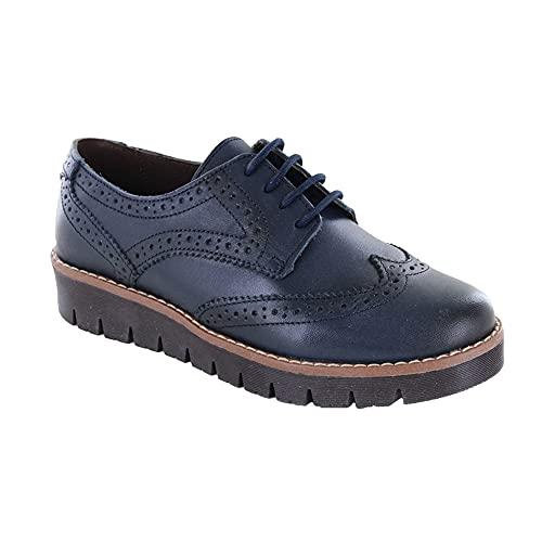Zapatos Colegiales Niña  marca COQUETA