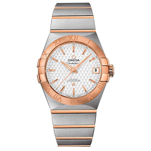 Omega Constellation Co-Axial 38mm Reloj de Hombre 123.20.38.21.02.008