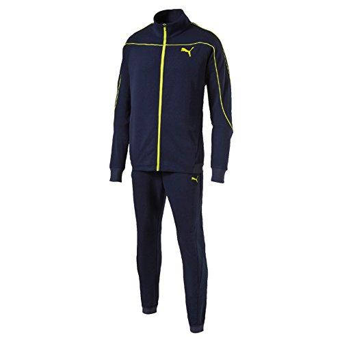 Puma Style Best Suit Tuta Sportiva Peacoat - Blu (Peacoat) - XL