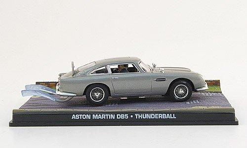 Aston Martin DB 5, James Bond 007, 1965, Modelo de Auto, modello completo, SpecialC.-007 1:43