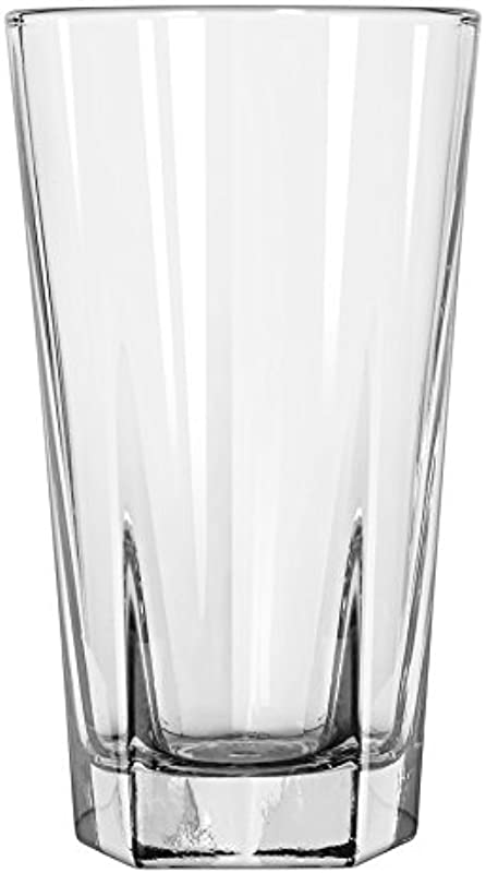 Libbey Glassware 15483 Inverness Beverage Glass Duratuff 12 Oz Pack Of 36