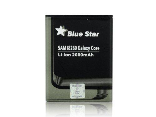 Blue Star Premium - Batteria da 2000 mAh Li-Ion de Capacità Carica Veloce 2.0 Compatibile Con il SAMSUNG GALAXY CORE I8260