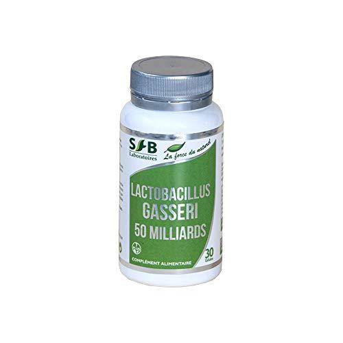 Lactobacillus Gasseri 50 Milliards - 30 gélules