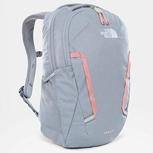 THE NORTH FACE Vault Womens T93VY3VX7 Outdoor Travel School Daypack Backpack 26L Grey