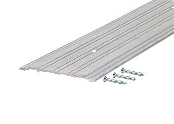 M-D Building Products 69808 1/4-Inch by 5-Inch - 72-Inch TH042 Fluted Saddle Mill