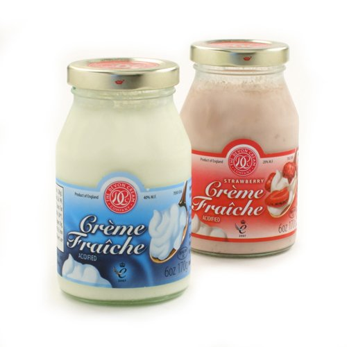 Creme Fraiche by Double Devon - Original (6 ounce)