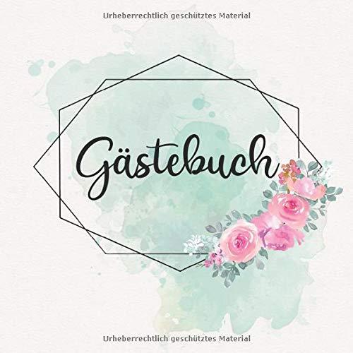 Gästebuch: Erinnerungsalbum zum Ausfüllen für den Junggesellinnenabschied   Erinnerungsbuch als...