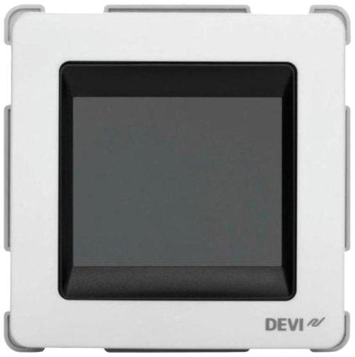 DEVI Thermostat für Raum und Fußbodenheizungen 140F1064