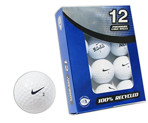 Second Chance - Nike Lake palle da golf confezione da 12