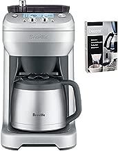 Breville Grind Control Coffee Maker Bundle w/ Urnex Dezcal Descaler