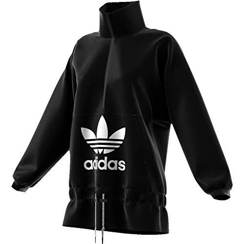 adidas Originals Damen Übergangsjacken Logo schwarz 34